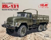 Russischer ZiL-131 LKW mit Pritsche - 1:35