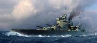 Schlachtschiff HMS Valiant 1939 - 1:700
