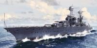 Schlachtschiff USS Tennessee (BB-43) 1941 - 1:700