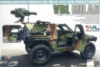 French Army VBL Milan - 1:35