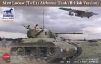 M22 Locust (T9E1) Airborne Tank (British Version) - 1:35