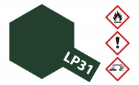 Tamiya LP-31 Dunkel Grün matt 2 (IJN) / Dark Green 2 (IJN) - 10ml
