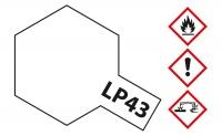 Tamiya LP-43 Pearl White - 10ml