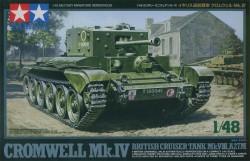 Britischer Cruiser Tank Mk. VIII, A27M Cromwell Mk. IV - 1:48