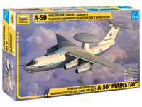 A-50 Mainstay - Russian Airborne Early Warning and Control (AEW) Aircraft - 1/144