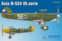 Avia B-534 III. Serie - Weekend Edition - 1:48