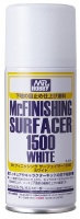 Mr. Finishing Surfacer 1500 White / Weiß - Spray
