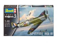 Supermarine Spitfire Mk.II - 1:48