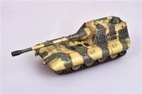 Deutscher Jagdpanzer E100 mit 170mm Geschütz - Fertigmodell - 1:72