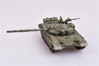 Sowjetischer Kampfpanzer T-72AV - 1980er - Fertigmodell - 1:72