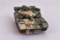 Russischer Kampfpanzer T-80U - Tank Biathlon 2013 - Fertigmodell - 1:72