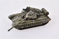 Sowjetischer Kampfpanzer T-64AV - Ostdeutschland 1988 - Fertigmodell - 1:72