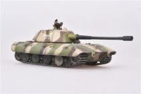 Deutscher schwerer Kampfpanzer E-100 Ausf.C 1946 - Fertigmodell - 1:72