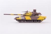 Russischer Kampfpanzer T80UM1 - VTTV Omsk 2009 - Fertigmodell - 1:72