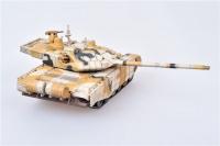 Russischer Kampfpanzer T-90MS - Wüstentarnung - Fertigmodell - 1:72