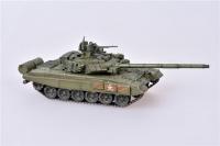 Russischer Kampfpanzer T-90A - Tag des Sieges 2015 - Fertigmodell - 1:72