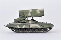 Sowjetischer Mehrfachraketenwerfer TOS-1 - Fertigmodell - 1:72