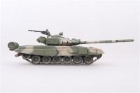 Russischer Kampfpanzer T-72BM mit 4 Soldaten - Fertigmodell - 1:72