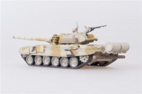 Russischer Kampfpanzer T-72BM mit Wüsten-Tarnmuster - Fertigmodell - 1:72
