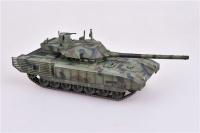 Russischer Kampfpanzer T-14 Armata mit Tarnmuster - Fertigmodell - 1:72