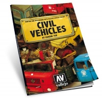 Civil Vehicles / Zivilfahrzeuge - Painting with Vallejo Acrylic Colors