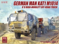 MAN KAT1 M1014 - 8x8 HIGH-Mobility off-road truck - 1:72