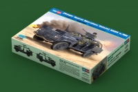 Ranger Special Operations Vehicle mit MG - 1:35