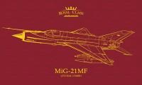 MiG 21 MF - Dual Combo - Royal Class - 1:72