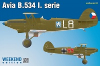 Avia B-534 - I. Serie - Weekend Edition - 1:72