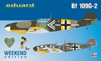 Messerschmitt Bf 109 G-2 - Weekend Edition - 1/48