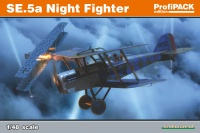 SE.5a - Night Figter - Profi Pack - 1/48
