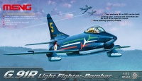 Fiat G.91 R - Light Fighter Bomber - 1:72