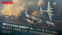 Messerschmitt Me 410 B-2 / U2 / R4 - Heavy Fighter - 1:48