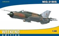 MiG 21 BIS - Weekend Edition - 1:48