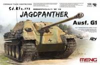 Jagdpanther Ausf. G1 - Jagdpanzer - 1:35