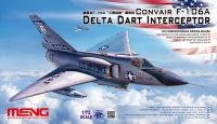 Convair F-106A - Delta Dart Interceptor - 1:72