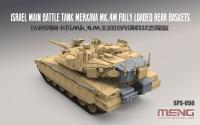 Detail-Set mit Zubehörtaschen für den Israelischen Kampfpanzer Merkava Mk.4M - 1:35