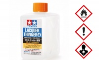 Lacquer Thinner with Retarder / Verdünner mit Verzögerer für Tamiya Lacquer Paints - 250ml