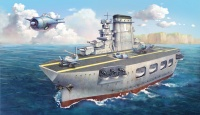Lexington CV-2 - US Navy Aircraft Carrier - Warship Builder - 1:Egg