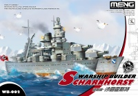 Scharnhorst - German Battle Ship - Warship Builder - 1/Egg