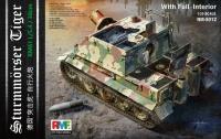 38cm Sturmpanzer VI - Sturmtiger - 1:35