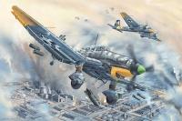 Junkers Ju 87 D-5 - Stuka - 1/24