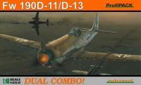 Focke Wulf Fw 190 D-11 / D-13 - Profipack - Dual Combo - 1:48