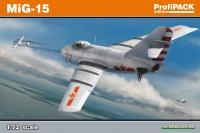 MiG 15 - Profipack - 1:72