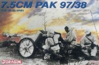 7,5cm PAK 97/38 - 1:35