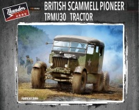 British Scammell Pioneer TRMU30 Tractor - 1/35