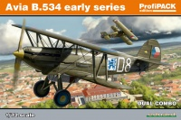 Avia B-534 Early Series - Profipack - Dual Combo - 1:72