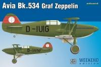 Avia Bk. 534 - Graf Zeppelin - Weekend Edition - 1:72
