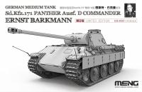 Panther Ausf. D - Ernst Barkmann - Limited Edition - 1:35