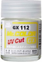 Mr. Hobby Mr. Color GX112 Super Clear III UV Cut - Klarlack Glänzend - 18ml
